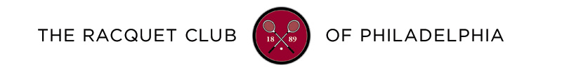 The Racquet Club of Philadelphia Logo